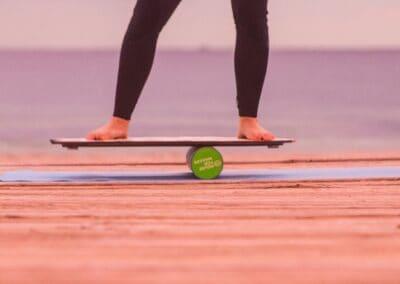 Balans in focus